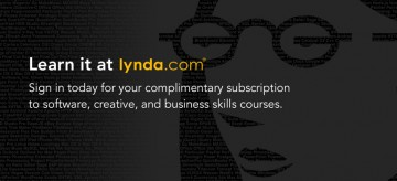 Faculty and Staff Access to Lynda.com Extended until 2019