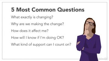 Learning with Lynda.com: What's Important to Communicate During Change?