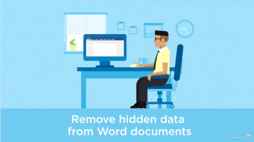 Learning with Lynda.com: Remove Hidden Data From Documents